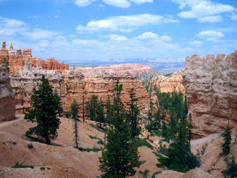 Bryce Canyon 3 by amrhorselvr