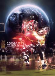 Michael Jordan by Toti-Gogeta