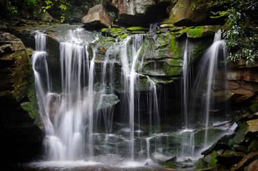 Elakala Falls by mozella78
