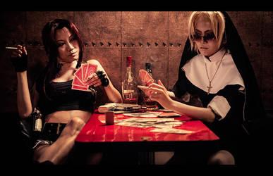 Girls Night Out by blacklashjo