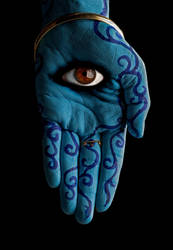 Evil Eye by Timosaby
