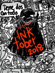 INKTOBER 2018 da 1 by Torrelampago