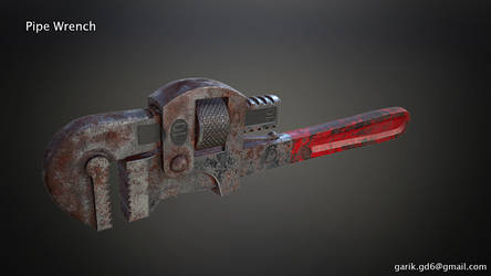 Pipe Wrench by GorD6