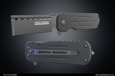Tac-Force Blade by GorD6