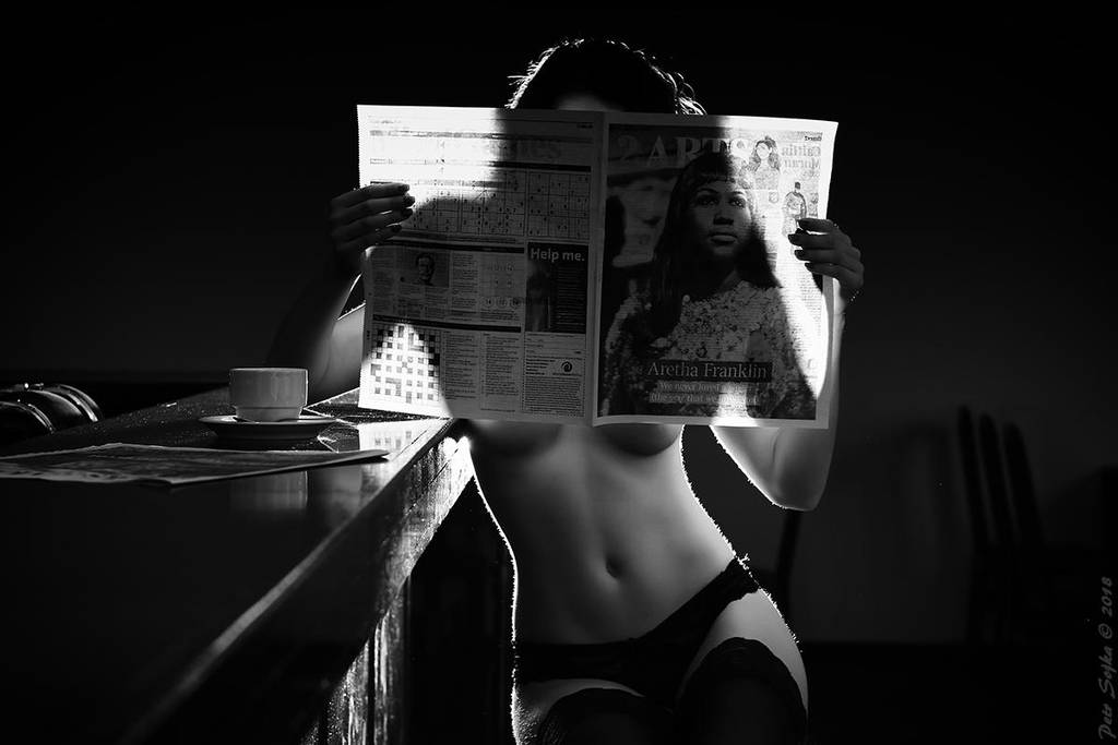 Aretha by fotoPScz