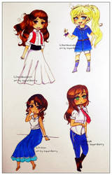 PCM: APH OC cheebs batch 1 by Arione-rii