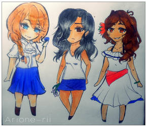 PCM: APH OC Cheebs batch 2 by Arione-rii