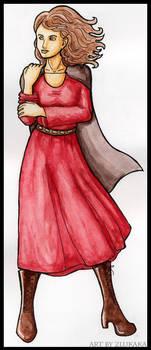 Sister Verna by Zlukaka