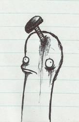 Hammer by aconitecat