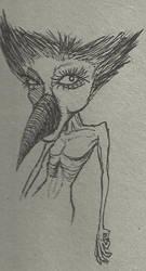 Beak by aconitecat