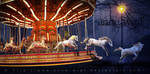 Freedom - The carousel by annewipf