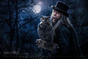 Vampire by annewipf