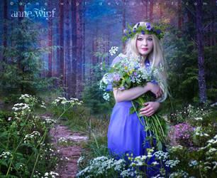 4 Seasons - Spring by annewipf