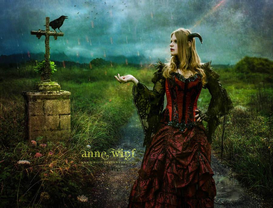 Let the Rain Fall down by annewipf