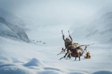 Hunters by annewipf
