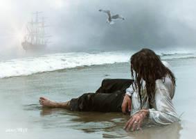 A Pirates Life by annewipf