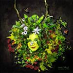 Green Woman by annewipf