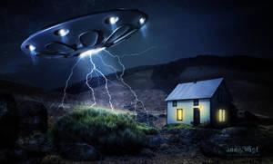 Ufo by annewipf