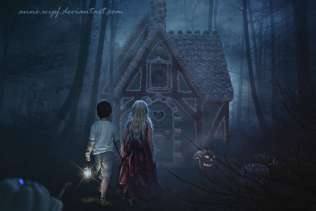 Hansel and Gretel by annewipf