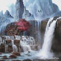 Water Falls by annewipf