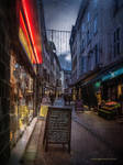Aurillac - Christmas Eve 2 by annewipf