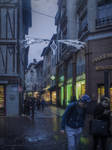 Aurillac - Christmas Eve 3 by annewipf