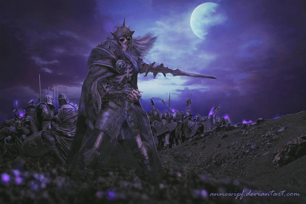 Dead's Army by annewipf