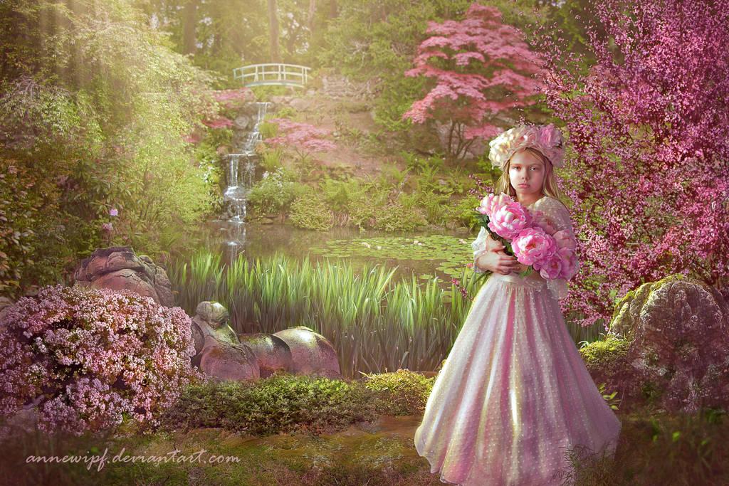 Peonies by annewipf