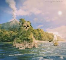 Treasure Island by annewipf
