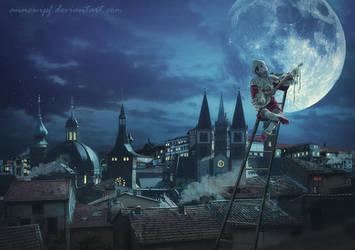Pierrot by annewipf