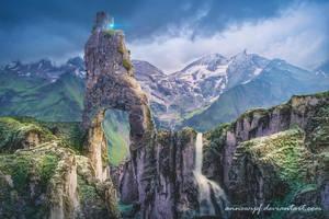 Rocks Giant by annewipf