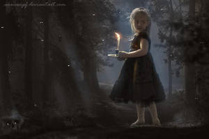 Dark Wood by annewipf