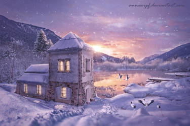 Memories of a Winter Morning by annewipf