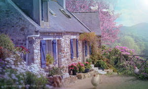 Soft Spring by annewipf