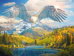 Spirit of the Eagle by annewipf