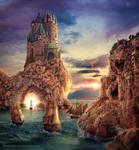 Western Fortress by annewipf