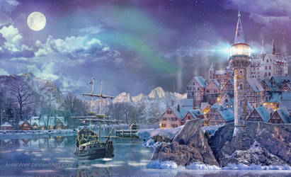 Northern kingdom by annewipf