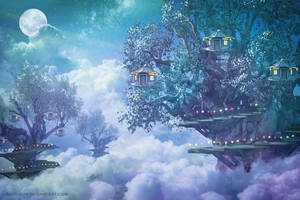 Elfic Land by annewipf