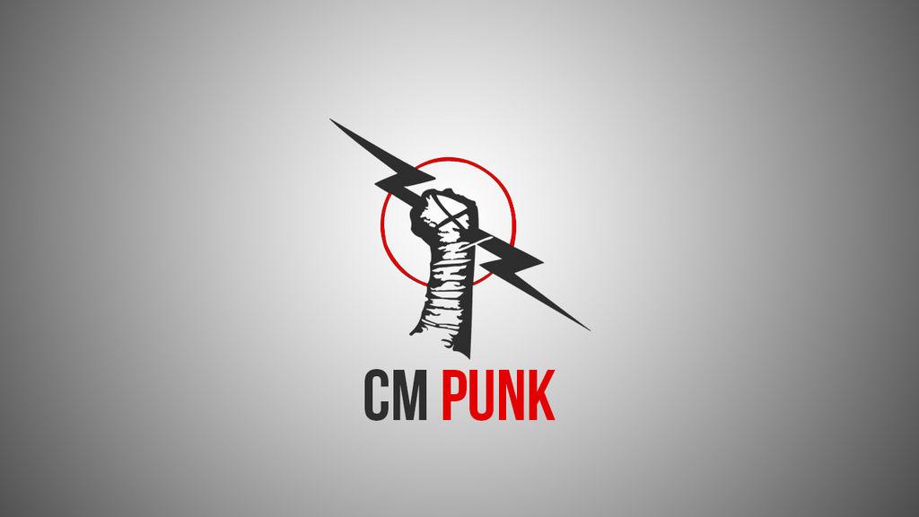 Cm punk logo wallpaper by dglproductions on deviantart - Cm punk logo images ...