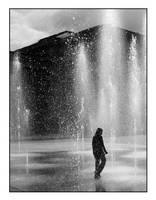 Walk-In Fountain by onikini