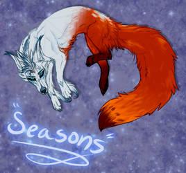 'Seasons' Adopt [CLOSED] by Dachiia