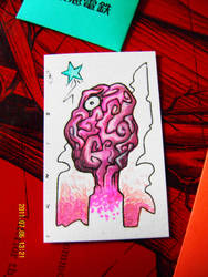 PINKBRAIN by KALABRONE