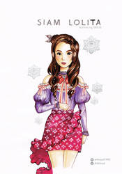 Namneung BNK48-Siam Lolita by Arte-Soul
