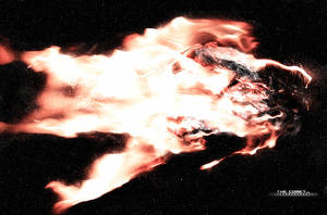 The Meteor by akisu-sama