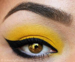 Buttercup Golden Eye by NaturallyErratic