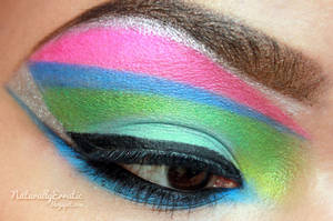 80s Colorblock by NaturallyErratic
