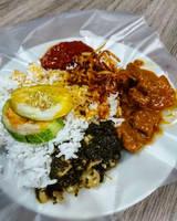 Vegan Nasi Lemak by VEGAN-LOVE
