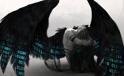 Binary Angel by JadeMerien