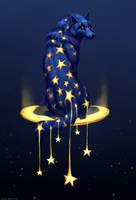 Star Drop by JadeMerien