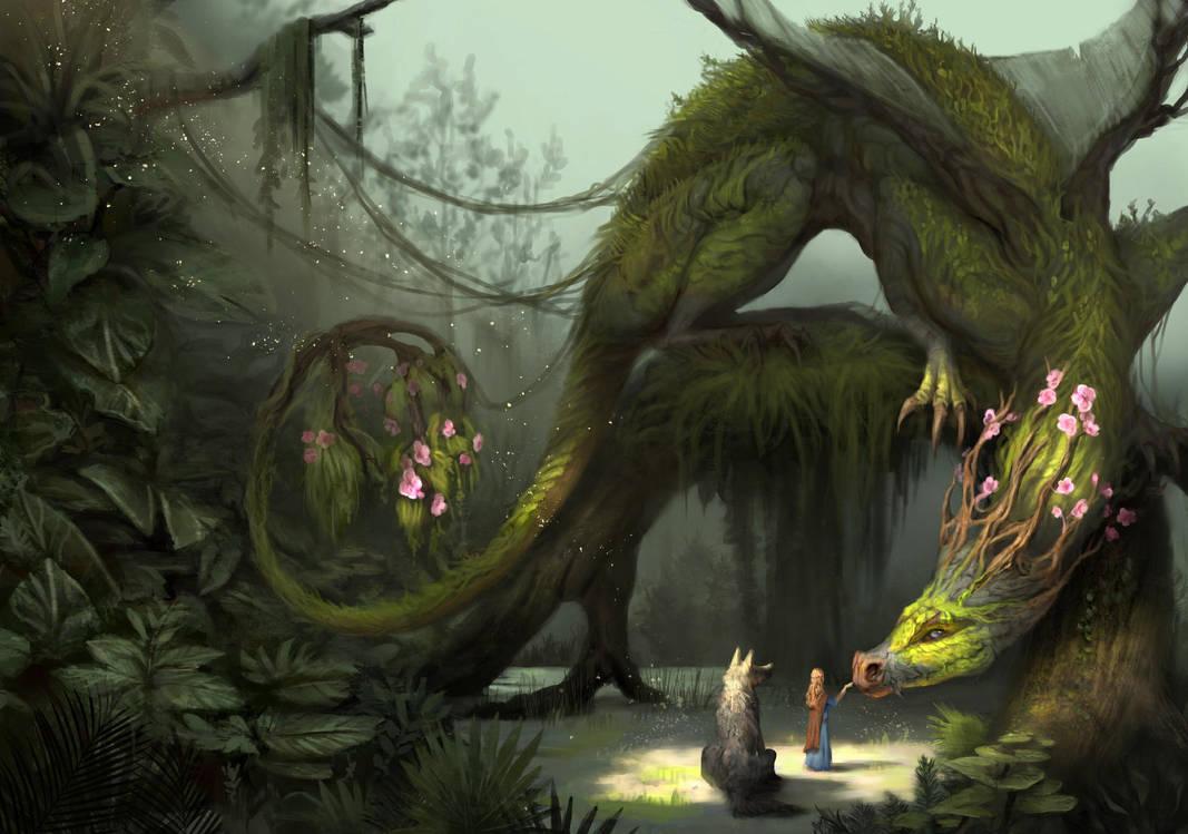 Encounter by JadeMerien